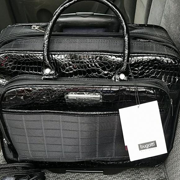 50147bb8a2c Bugatti Bags   Monica Ladies Wheeled Business Bag By   Poshmark